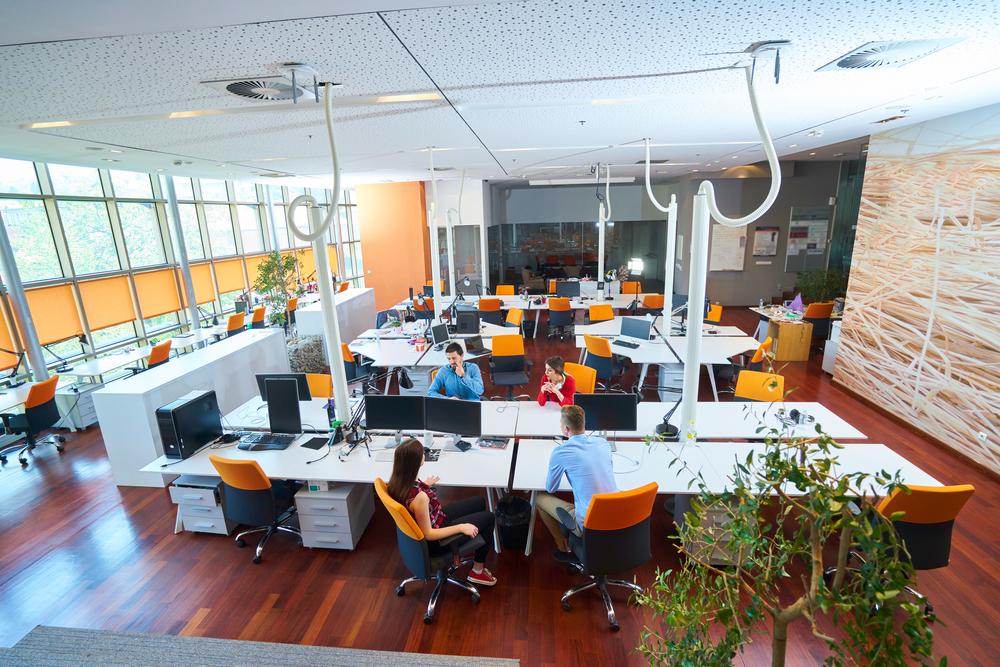meuble pour équiper les espaces de coworking